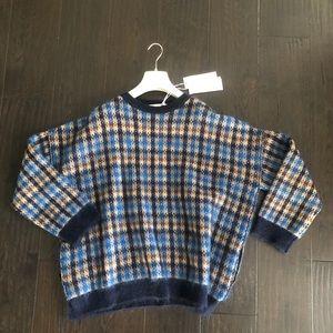 BNWT Stella McCartney Wool Oversized Sweater 42